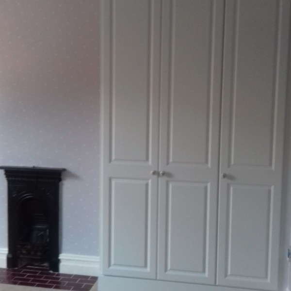 Fitted Wardrobes Uniquefit Blackpool